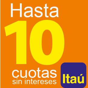10 Cuotas sin Interés - Itaú